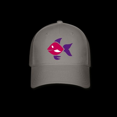 Fish - ornamental fish - aquarium - Baseball Cap