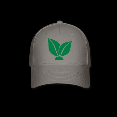 vegan and vegetarian - Baseball Cap