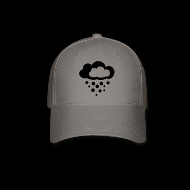 cloud - snow - weather - Baseball Cap