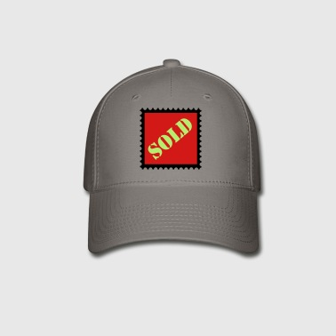 stamp sold - Baseball Cap