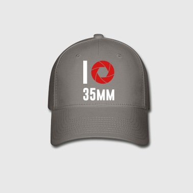 I love 35mm Camera Hobby Film Photography - Baseball Cap