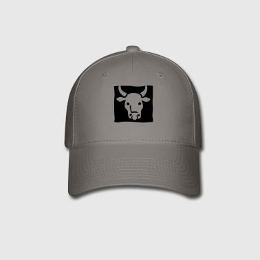Sign of the zodiac / bull / - Baseball Cap