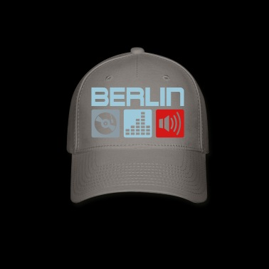 Berlin Music DJ - Baseball Cap