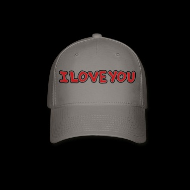 I LOVE YOU - St Valentine's Day - Gift - Baseball Cap