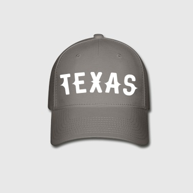 Texas Western styled letters - Baseball Cap