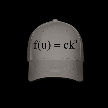 mathematical insult | Fuck you - Baseball Cap