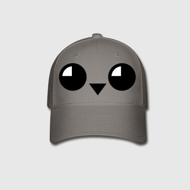 Kawaii Face Text Adorable ◕▾◕ - Baseball Cap