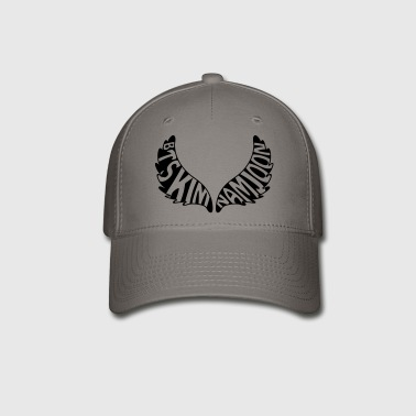 bts_wings_rap monster - Baseball Cap