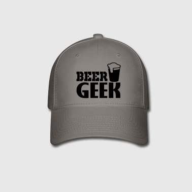 beer geek - Baseball Cap