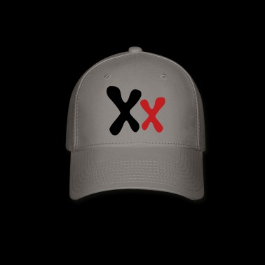 woman - chromosome - Baseball Cap