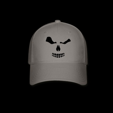 skull - monster - Baseball Cap