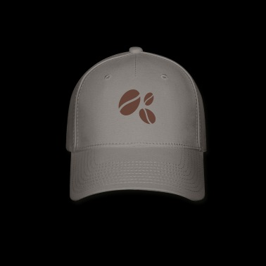 coffee beans - Baseball Cap
