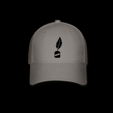 Feather inkpot - Baseball Cap