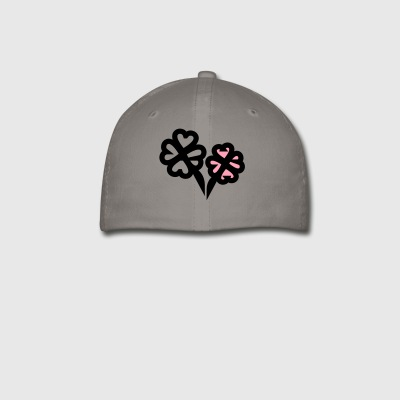 four-leaf clover - Baseball Cap