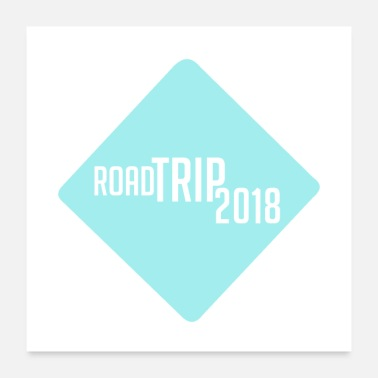 Mountain Family Trip road trip 2018 t shirt family vacation t shirts - Poster