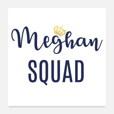 Prince Meghan Squad - Poster 24x24