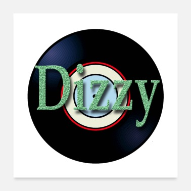 Instrument Oldies Hit Song Titles Dizzy Tommy Roe - Poster 24x24