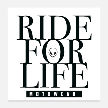 Race Track Ride For Life 3 - Poster