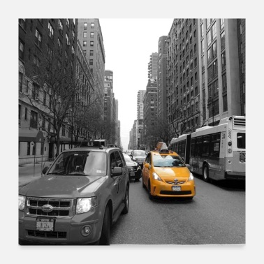City taxi - Poster