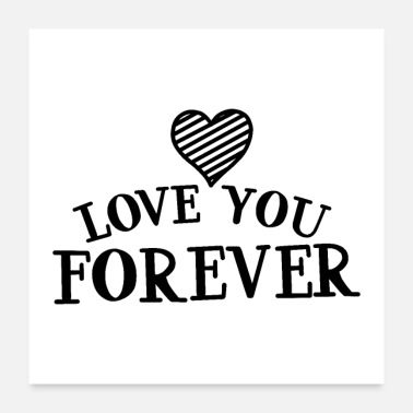 Love You love you forever 01 - Poster