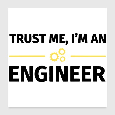 mechanical engineering Definition - Poster 24x24