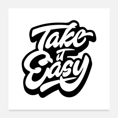 Easy take it easy 01 - Poster