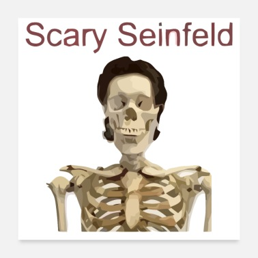 Tv Scary Seinfeld - Poster