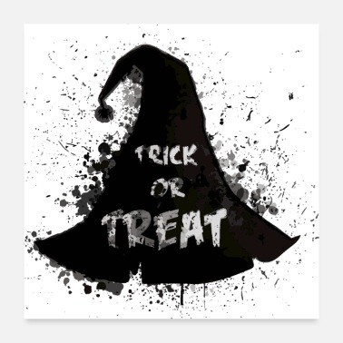 Trick Or Treat Trick or Treat - Poster 24x24