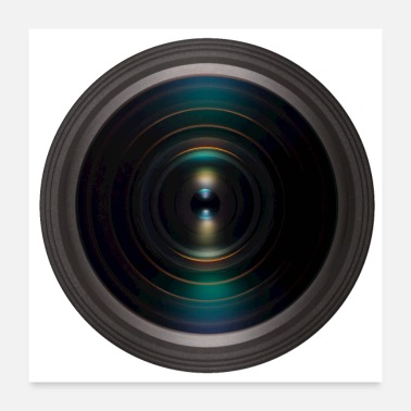 Camera Camera Lenses for Photographers - Poster