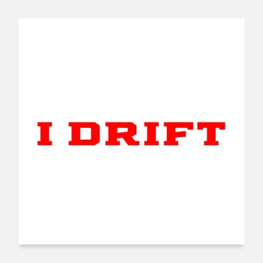 Controller That's What I Do Drift And I Know Things Drifting - Poster 24x24