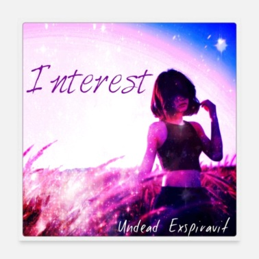 Undead Interest - Poster