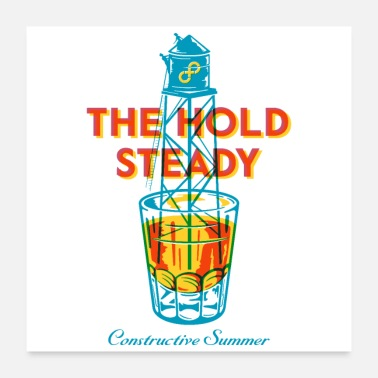 Hold Steady The Hold Steady - Poster