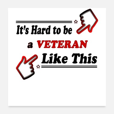 Proud Veteran Like This - Proud Veteran - Poster