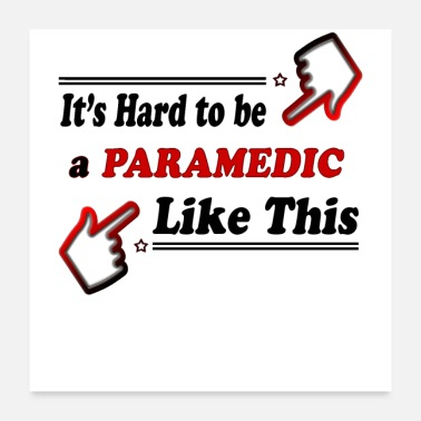 Best Of Best paramedic ever - Poster