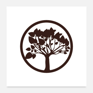 Trees tree,trees nature gift idea - Poster