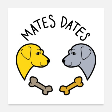 Date Mates dates - Poster