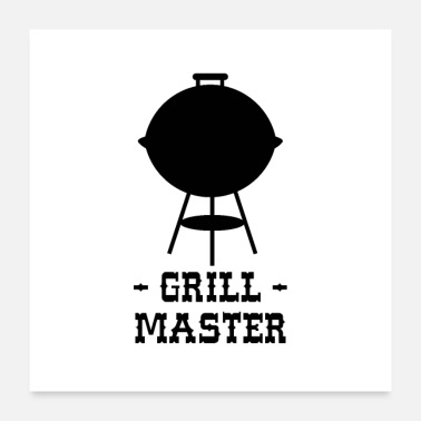 Grill Grill Master - Poster