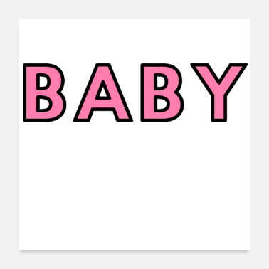Baby BABY - Poster