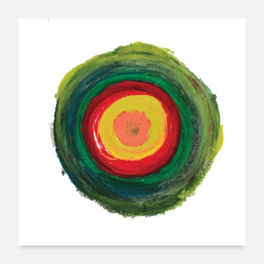 abstract painting t-shirt | abstract painting the - Poster
