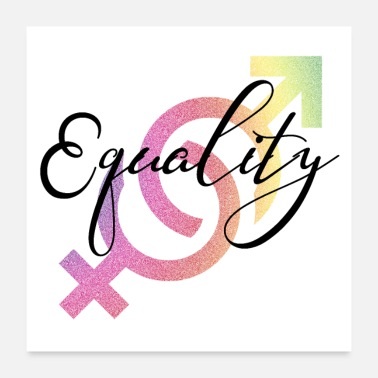 Equalizer Equality - Poster