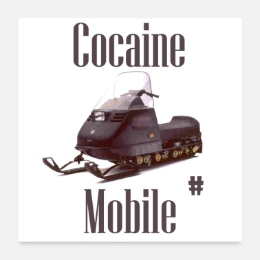 Mobile Cocaine Mobile - Poster