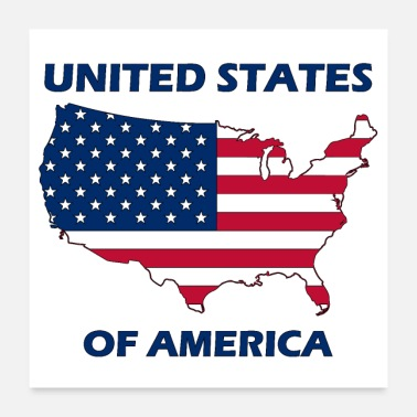 United States united states of america - Poster