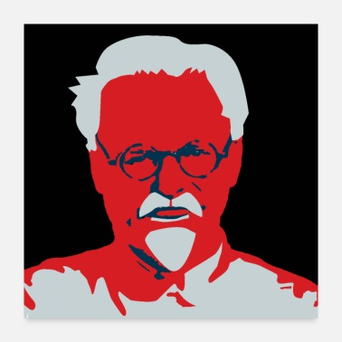 Politician Leon Trotsky - Poster