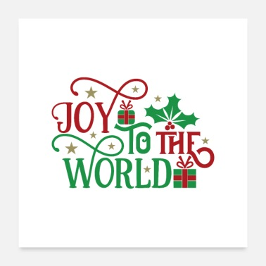 Joy Joy To The World - Poster