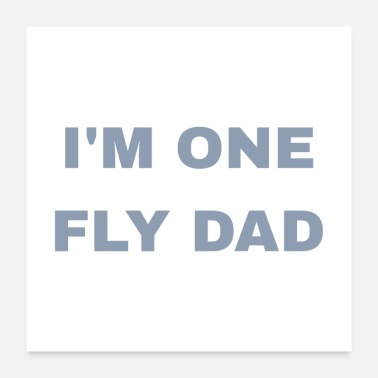 I'm One Fly Dad - Poster