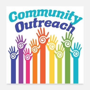 Community Community Outreach - Poster