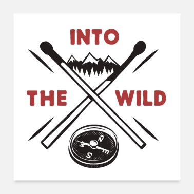 Wilderness Wilderness : into the wild - Poster