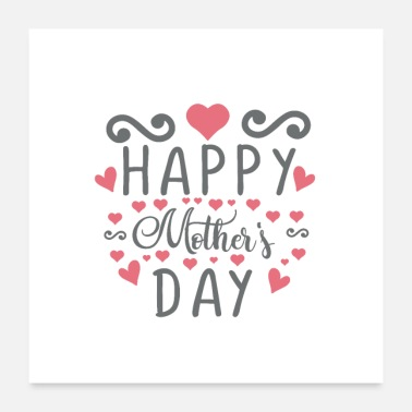 Mothers Day Happy Mothers Day - Poster
