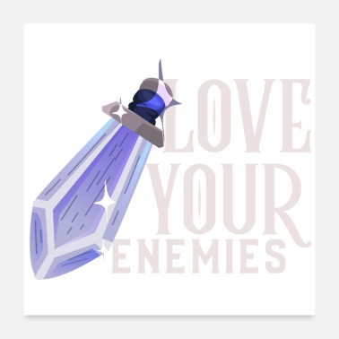 Enemy Love Your Enemies - Poster