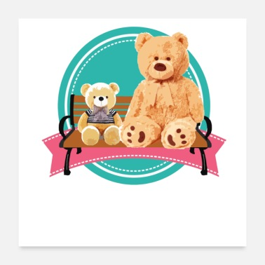 Teddy Bear Teddy Bears - Poster